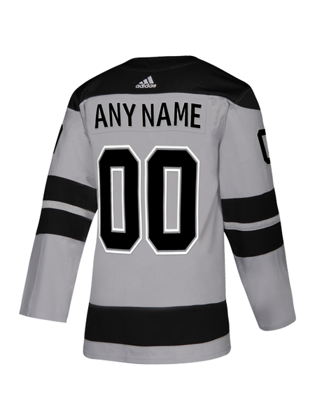 LA Kings Authentic Pro Custom Alternate Jersey