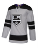 LA Kings Authentic Pro Quinton Byfield Alternate Jersey