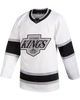 LA Kings Retro Chevy Authentic Blank Jersey - White