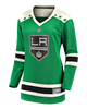 LA Kings St Patrick's Day Women's Replica Jersey