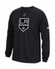 LA Kings Primary Position Climalite Long Sleeve T-Shirt