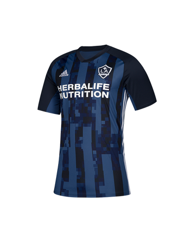 LA Galaxy Youth Navy Night Replica Secondary Jersey