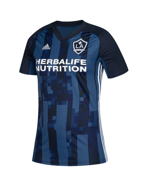 3c5e786e LA Galaxy Women's Navy Night Replica Secondary Jersey