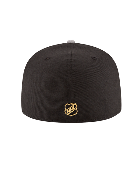 Los Angeles Kings 50th Anniversary Shield Melton Wool Cap