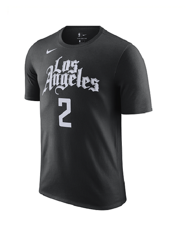 LA Clippers City Edition Kawhi Leonard Player T-Shirt