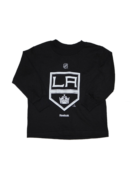 LA Kings Toddler Long Sleeve Primary T-shirt