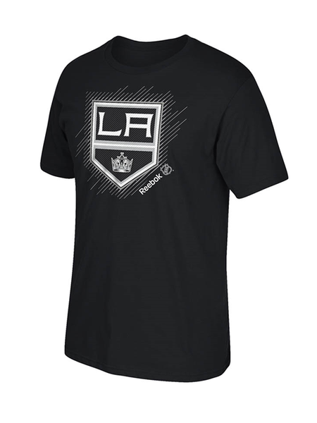 Los Angeles Kings Center Ice Frost Logo T-Shirt