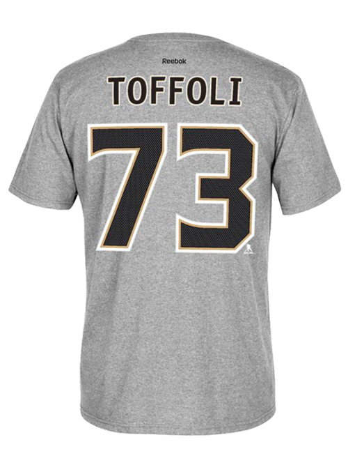 pretty nice b4bf9 29407 LA Kings Authentic 50th Anniversary Tyler Toffoli Player T-Shirt