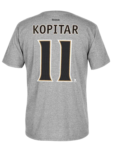Los Angeles Kings Authentic 50th Anniversary Anze Kopitar Player T-Shirt
