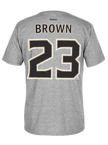 Los Angeles Kings Authentic 50th Anniversary Dustin Brown Player T-Shirt