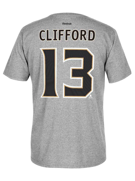 Los Angeles Kings Authentic 50th Anniversary Kyle Clifford Player T-Shirt