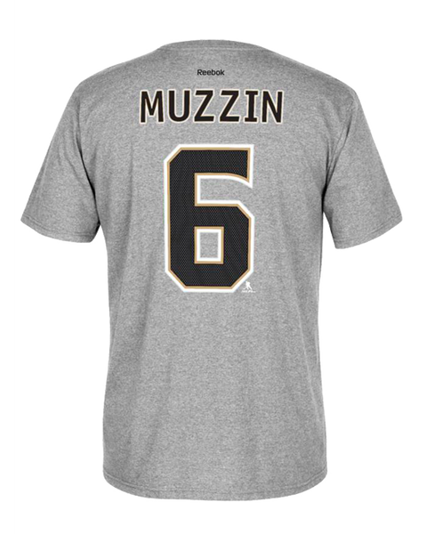 LA Kings Authentic 50th Anniversary Jake Muzzin Player T-Shirt