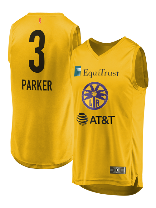 Sparks Parker Replica Jersey