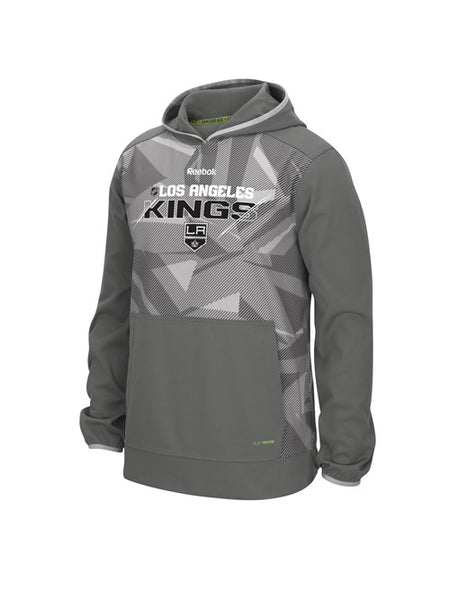 Los Angeles Kings Center Ice TNT Pullover Hoodie