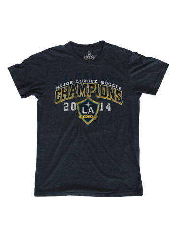 LA Galaxy 2014 MLS Champ Arch T-Shirt