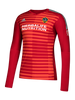 LA Galaxy Goalkeeper Long Sleeve Jersey - Red