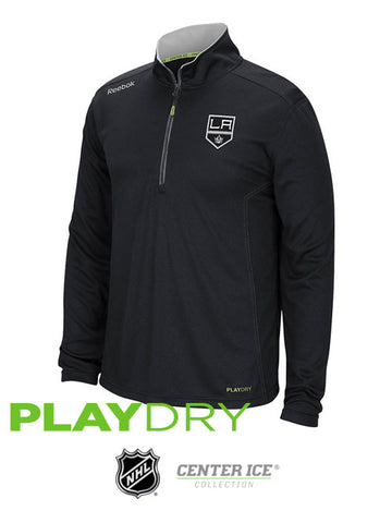 Los Angeles Kings Center Ice Baselayer Quarter Zip Jacket