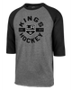 LA Kings Round About Club Raglan Long Sleeve T-Shirt
