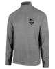 LA Kings Forward Omni Quarter Zip Pullover - Grey