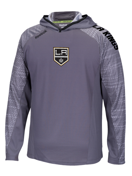 Los Angeles Kings 50th Anniversary Shield TNT Training Hoodie