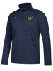 LA Galaxy Logo Quarter Zip Fleece