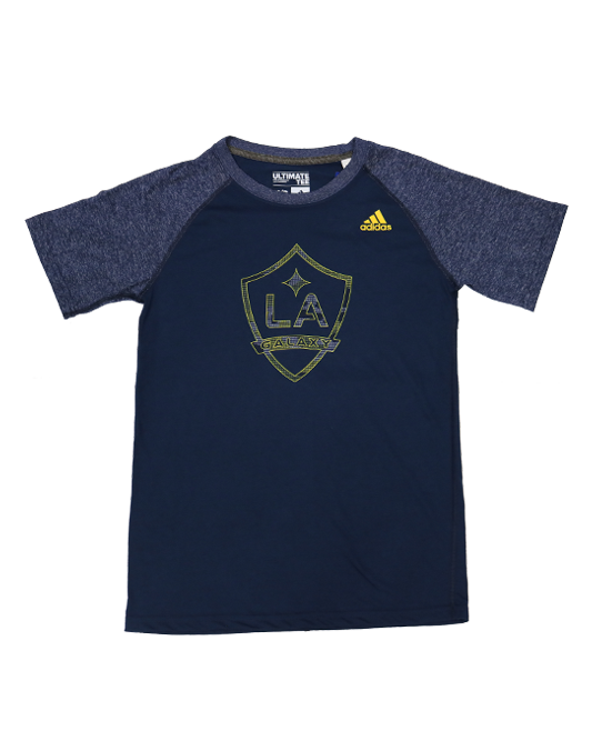 LA Galaxy Short Sleeve Tactical  Logo T-shirt