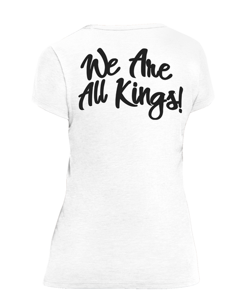 Los Angeles Kings Womens Scrum T-Shirt