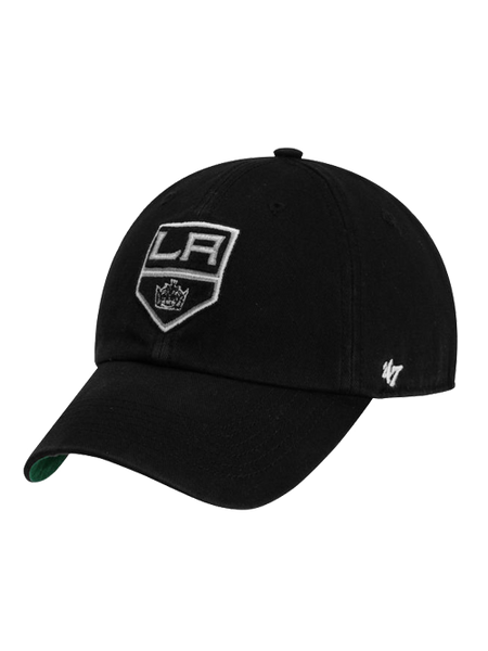 Los Angeles Kings Franchise Shield Cap - Black