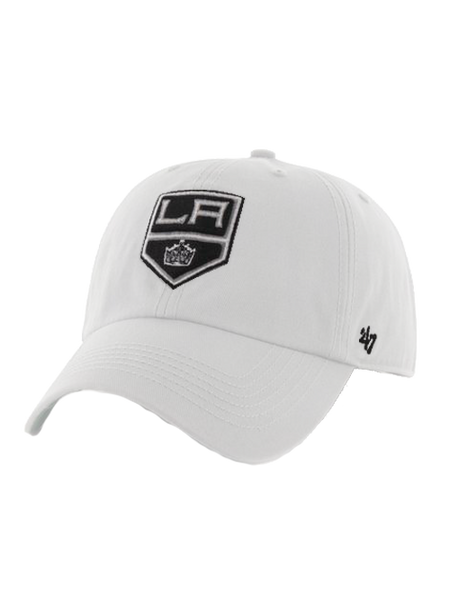 Los Angeles Kings Franchise Shield Cap - White