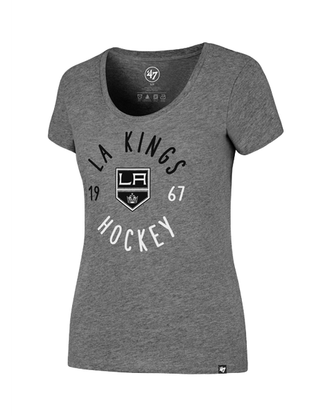 LA Kings Womens Scoop T-Shirt