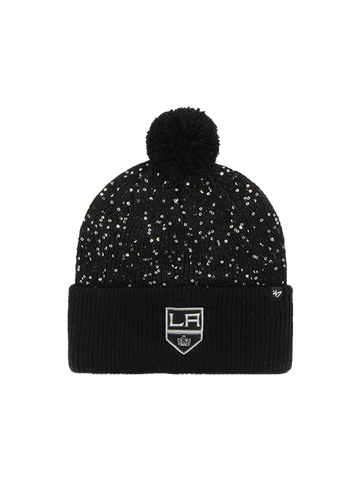 LA Kings Women's Glint Cuff Knit Hat