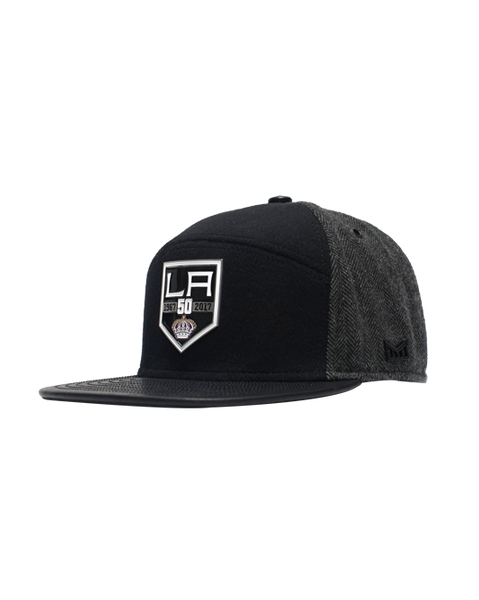 Los Angeles Kings 50th Anniversary Limited Edition Wool and Cashmere Cap