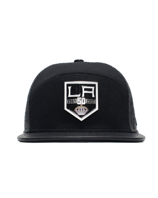 reputable site 4878e d7db0 LA Kings 50th Anniversary Limited Edition Wool and Cashmere Cap