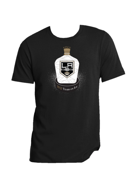 LA Kings 50 Years On Ice Short Sleeve T-Shirt