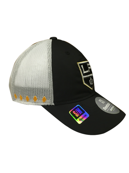 Los Angeles Kings 50th Anniversary Center Ice Team Slouch Flex Fit Cap