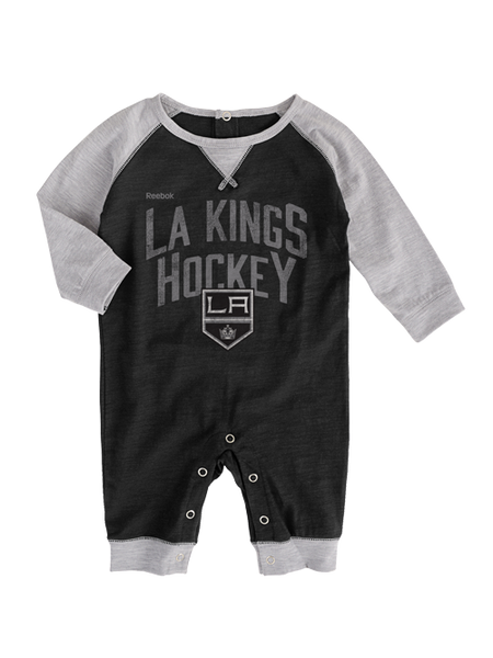 Los Angeles Kings Newborn Proud Fan Romper