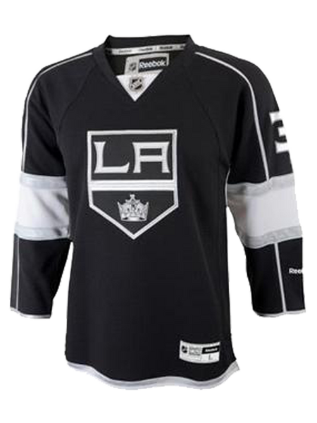 Los Angeles Kings Jonathan Quick Kids Replica Home Jersey