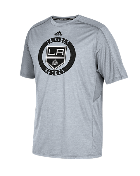 LA Kings Authentic Training Climalite T-Shirt