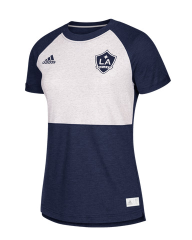 LA Galaxy Women's Lifestyle Club Top T-Shirt