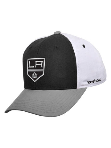 Los Angeles Kings Toddler Color Block Adjustable Cap