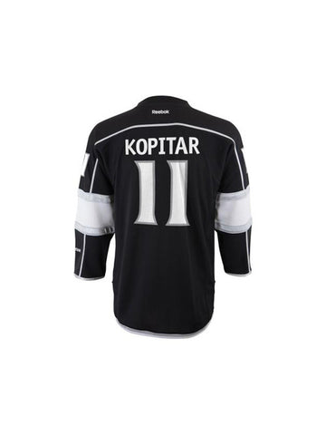 Los Angeles Kings Anze Kopitar Youth Premier Home Jersey