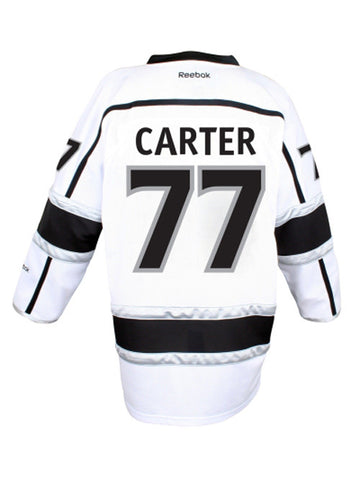 Los Angeles Kings Jeff Carter Youth Premier Road Jersey
