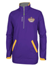 LA Kings Vintage Center Ice Hot Jacket - Purple