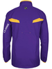 LA Kings Vintage Center Ice Rink Jacket - Purple