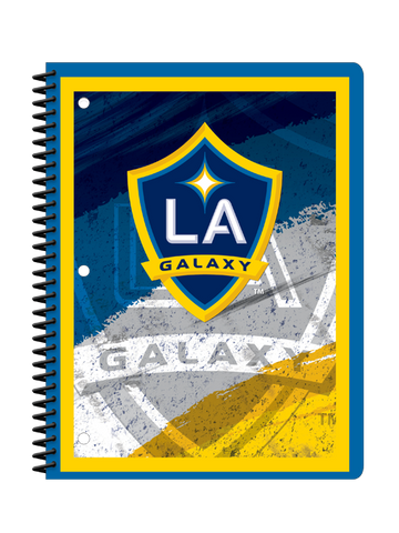 Los Angeles Galaxy 1 Subject Notebook