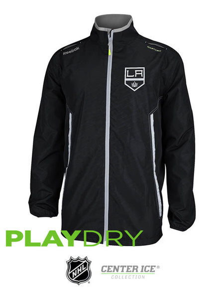 Los Angeles Kings Center Ice Rink Full Zip Jacket