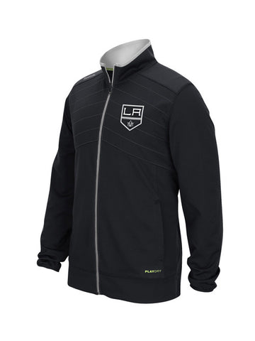 Los Angeles Kings Center Ice Warm Up Full Zip Jacket