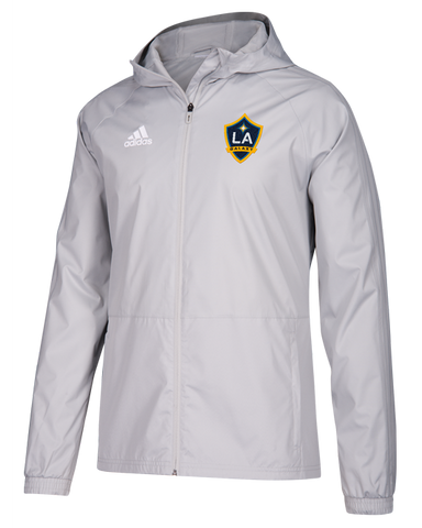 LA Galaxy Rain Jacket - Grey