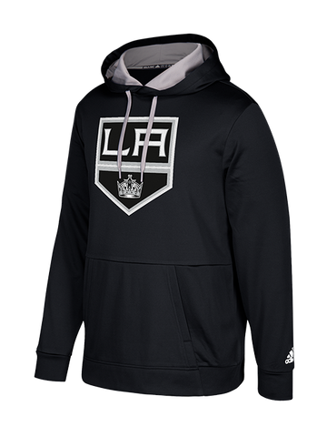 LA Kings Authentic Finished Pullover Hood