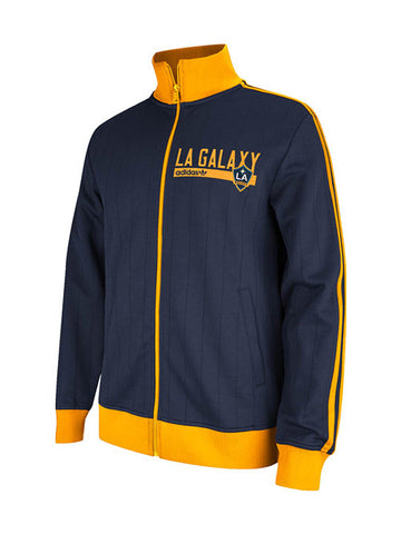 LA Galaxy Originals Full Zip Track Jacket